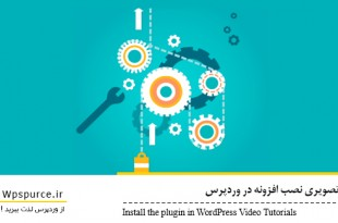 آموزش تصویری نصب افزونه در وردپرس